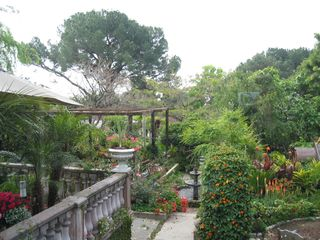 Pasadena studio photo - Terrace patio view.