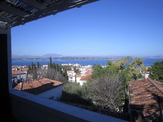 Spetses Island house photo - Balcony View 1