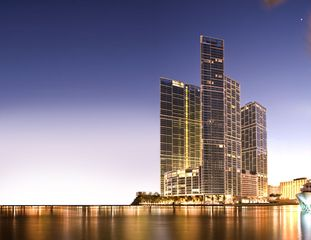 Brickell apartment photo - Icon Building