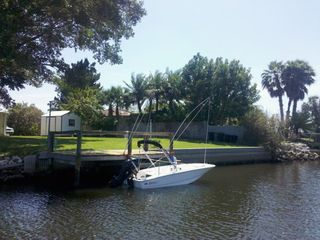 Port Charlotte house photo - Bring your boat