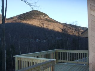 Lincoln house photo - The view of the mountains from the front decks
