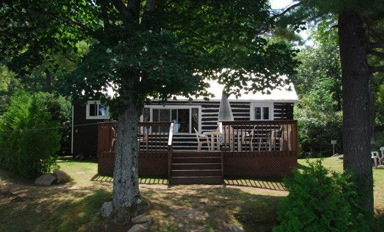 Camp S Bay Cottages 4 North Frontenac Homeaway