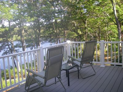 New Back Deck 2009