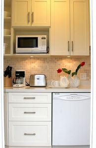 clean comfortable kitchen