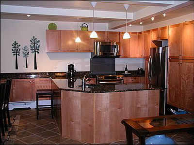 Aspen condo rental - Newly Remodeled Kitchen with Stainless Appliances