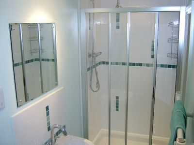 Eype View Shower Room