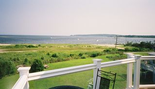 Wareham house photo - Ocean View from Upper Deck