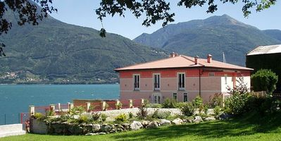Pianello Del Lario villa rental - Luxury lakeside villa for rent in Pianello del Lario, Lake Como Italy