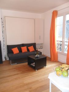 F1 studio in the heart of historical Paris / flat in Heart of Historic Paris
