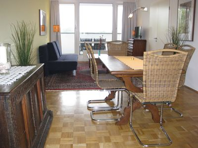 """Apartment """"Warschauer Straße"""" / up to 6 people / 80 sqm / great view from the balcony"""