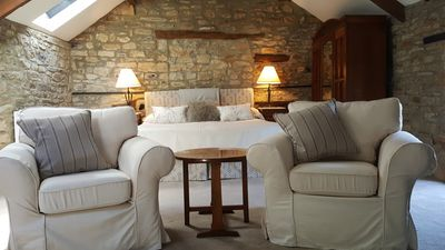 A private Dales cottage with fabulous waterfall view in lovely Barnard Castle