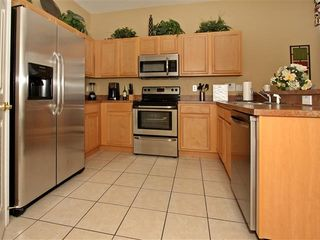 Haines City villa photo - Kitchen with brand new stainless steel appliances