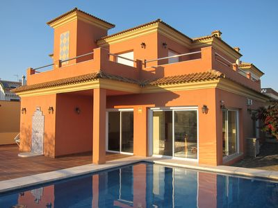 Benalmadena villa rental - Swimming pool