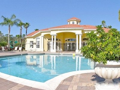 Emerald Island Clubhouse - Heated Swimming Pool & Hot Tub
