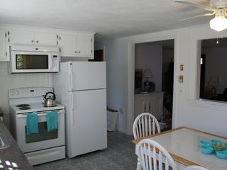 Yarmouth townhome photo - Kitchen with new appliances