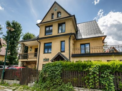 Szarotka bed & breakfast is located at the foot of the Tatra mountains.