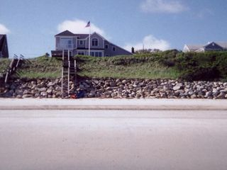 Dennis Village house photo - View from Shore