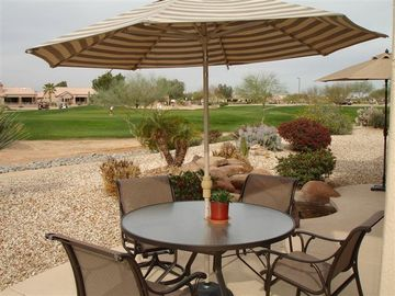 Sun City Grand house rental - Overlooking the 6th Green of Granite Falls North