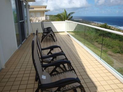 Isabela house rental - Beautiful, private home overlooking the Atlantic Ocean