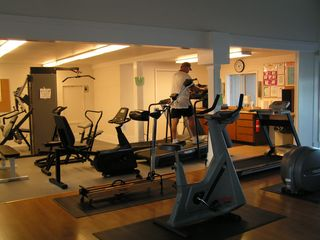 Port Ludlow condo photo - Fitness center