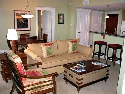 Lasata 2 BEDROOM Large living area,sleeps six,