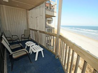 Surf City condo photo - Private Balcony