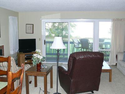 Petoskey condo rental - View of Deck