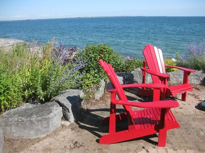 Beach Front Apartment On Wellington Bay In The Heart Of Prince Edward County.
