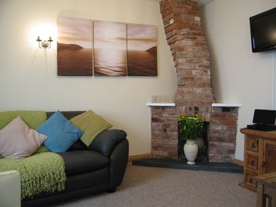 Lympstone cottage rental - Lounge