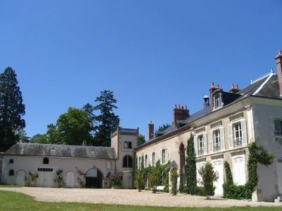 Charming family property near the Loire castles