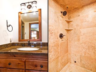 Deer Valley townhome photo - Remodeled Guest Bath