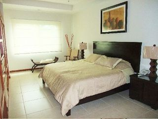 Nuevo Vallarta condo photo - King bed, quality linens, BI closets, 3-piece ensuite