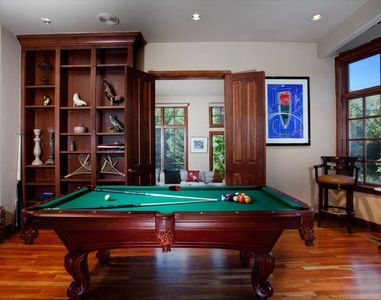 Vail villa rental - Pool Room