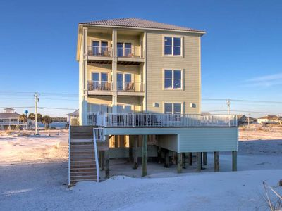 gulf shores sleeps 22 8 bedroom house in gulf shores al kickback and