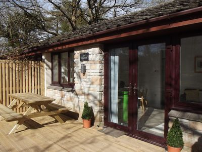 Modern, bright, comfortable bungalow near St Ives. Christmas/New Year available.