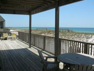 Navarre Beach house photo - View from deck