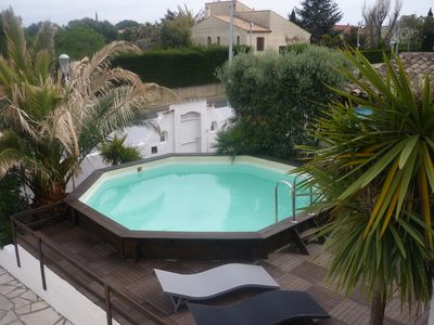 House, max 14 persons , Agde