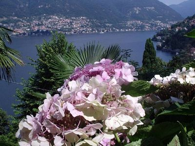 Villa Hortensia, charme and relax with our lake's wiew