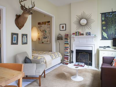 Capitol Hill Garden Cottage With Parking and No Cleaning Fee