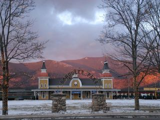 North Conway cottage photo - Just a 5 min walk to this train station