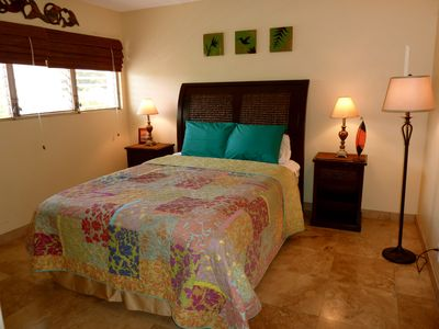 Kihei condo rental - Master suite has it's own private entrance.