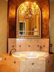 Formosa Gardens villa photo - Master Suite - Jetted Roman Tub