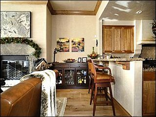 Snowmass Village house photo - Kitchen/Living room