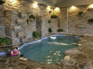 Wiscasset cottage photo - Community Indoor Pool. Call for hours and availability.