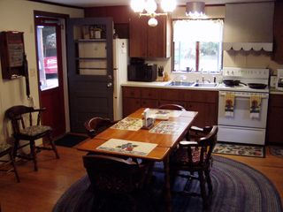 Robbinsville farmhouse photo - Kitchen