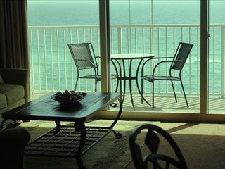 Tidewater Beach Resort condo photo - The 7th Floor is perfect for enjoying the full gulf view.
