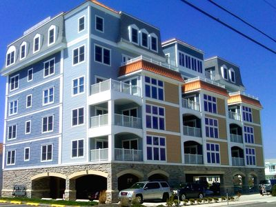 Wildwood Crest condo rental - Castle by the Sea condo