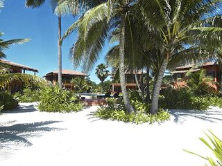 Ambergris Caye villa photo - View of property from beach