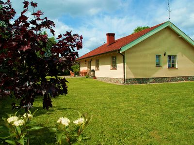 Holiday house in the village NOWA WIES 9 km from PRZECHLEWO