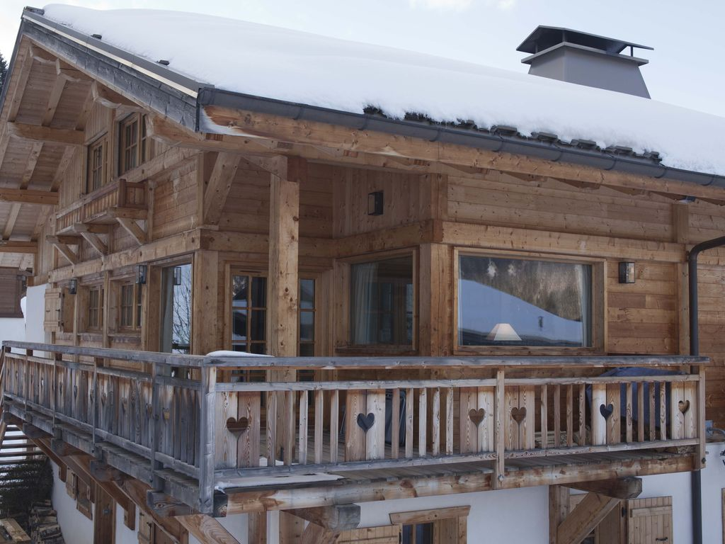 chalet in montagna per 11 persone a gervais les